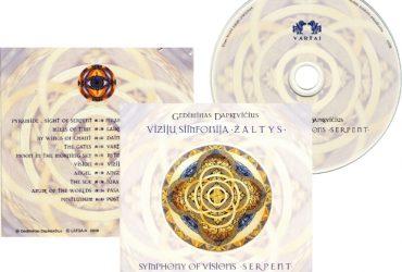 (Lietuviškai) Vizijų simfonija Žaltys