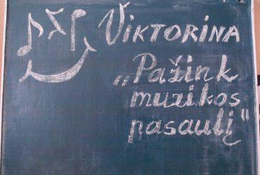SVEIKINAME VIKTORINOS NUGALĖTOJUS!