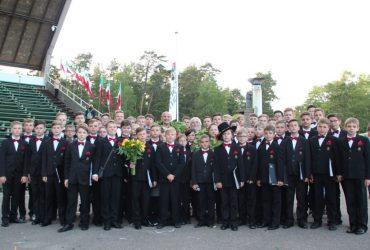 """(Lietuviškai) """"DAGILĖLIS"""" DALYVAVO LIETUVOS VAKARŲ KRAŠTO DAINŲ ŠVENTĖJE"""