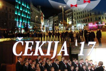 "(Lietuviškai) ""DAGILĖLIS"" KONCERTAVO ČEKIJOJE"