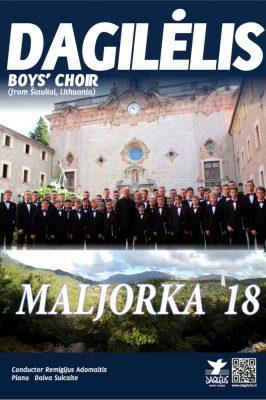 2018-08-21 – 28 Koncertinis turas Maljorkoje 2018