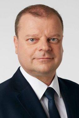 LR Ministras Pirmininkas Saulius SKVERNELIS