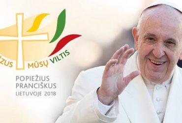 (Lietuviškai) POPIEŽIAUS PRANCIŠKAUS VIZITAS LIETUVOJE
