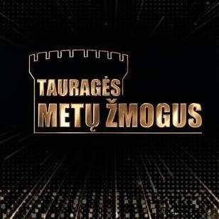 """2019-02-16 19:30 val. Nominacijų ceremonija """"Tauragės METŲ ŽMOGUS 2018"""""""