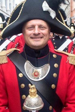 Capelmeister Major Egidijus ALIŠAUSKAS