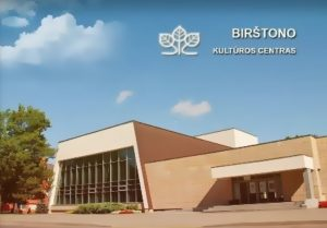 birstono kulturos centras