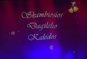 """ETAPLIUS: SKAMBIOSIOS """"DAGILĖLIO"""" KALĖDOS"""