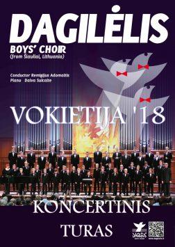 (Lietuviškai) 2018-06-13 – 25 Koncertinis turas Vokietijoje 2018