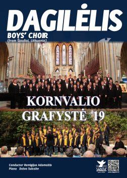 """(Lietuviškai) 2019 """"Dagilėlio"""" koncertinis turas Didžiojoje Britanijoje (Kornvalio Grafystė)"""
