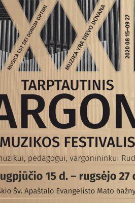 2021-09-19 15.00 val. Koncertas Rokiškio Šv. Apaštalo Evangelisto Mato bažnyčioje